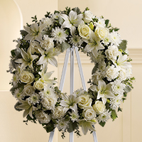 The Meaning Behind 8 Diffe Types Of Por Funeral Flowers Everplans