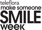 Teleflora's Make Someone Smile Week